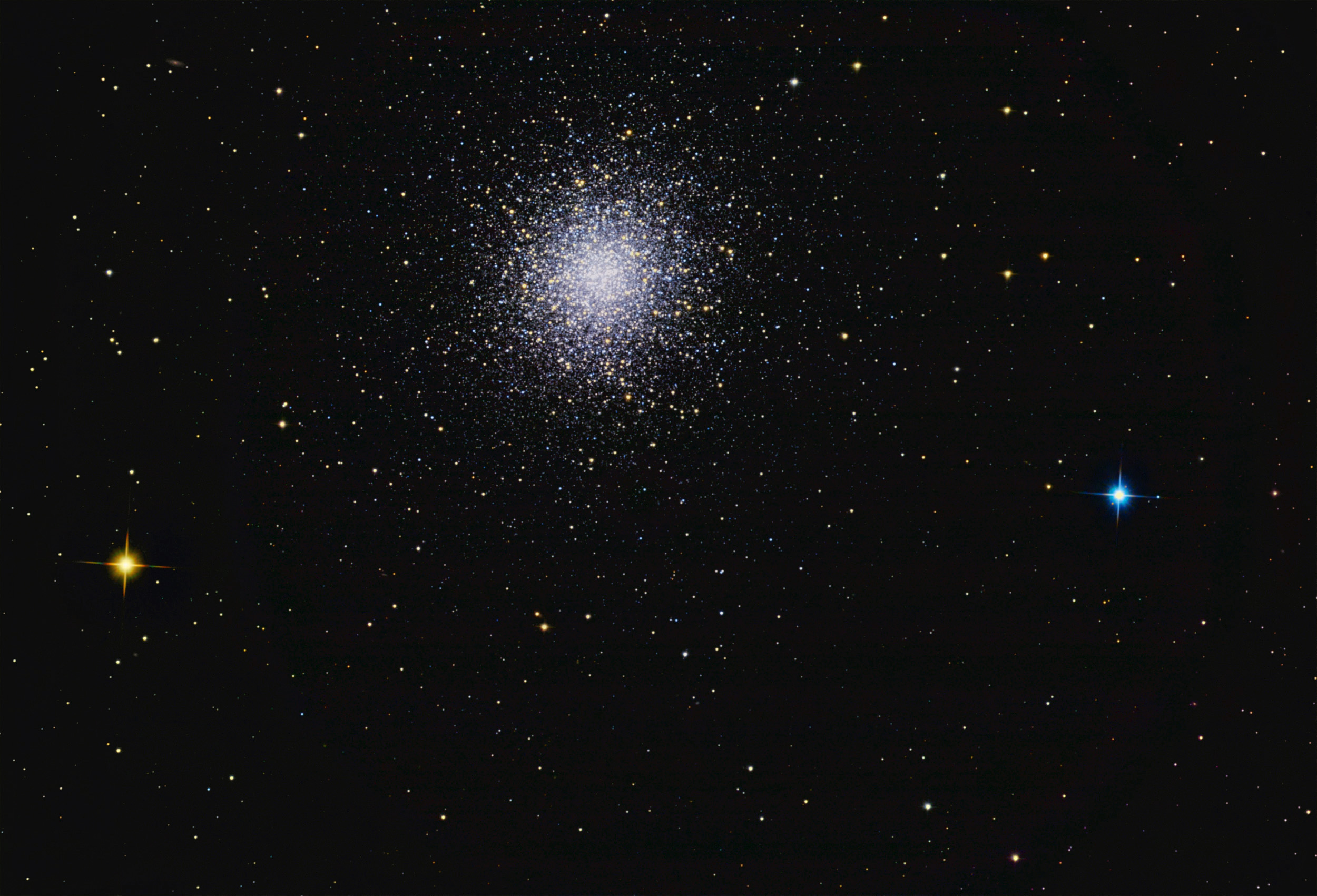 Great Globular Cluster in Hercules