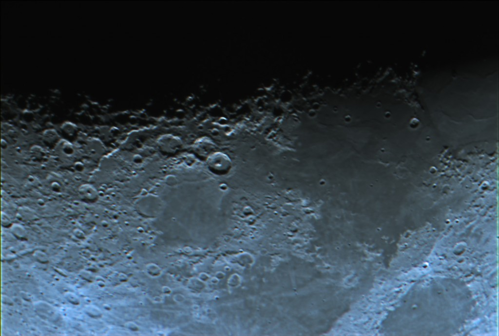 Moon in NIR