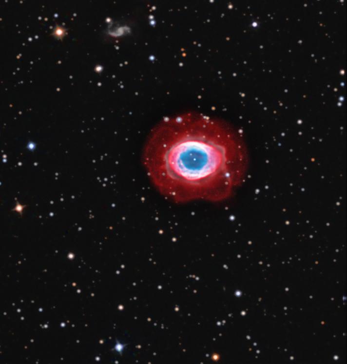 Ring Nebula 1k x 1k E2V 47-10