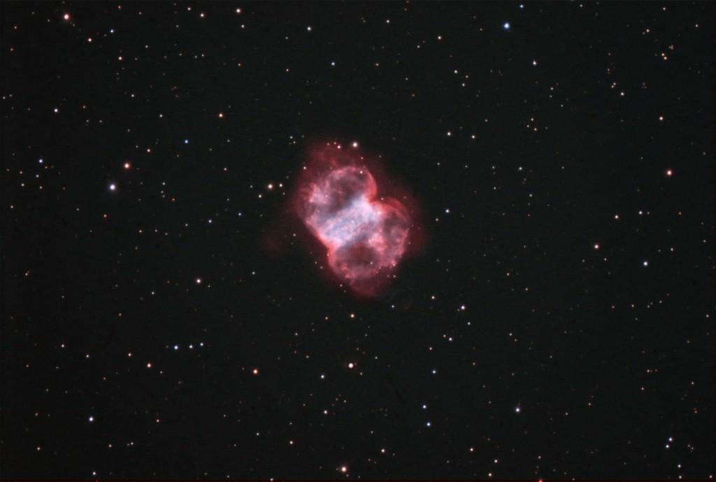 Little Dumbbell, M76