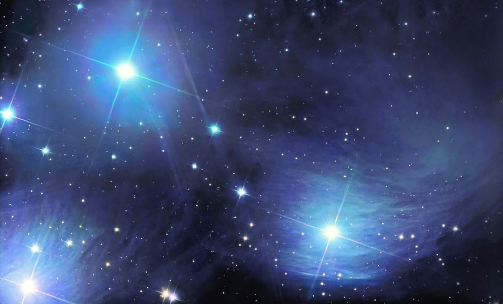 Merope Nebula, M45