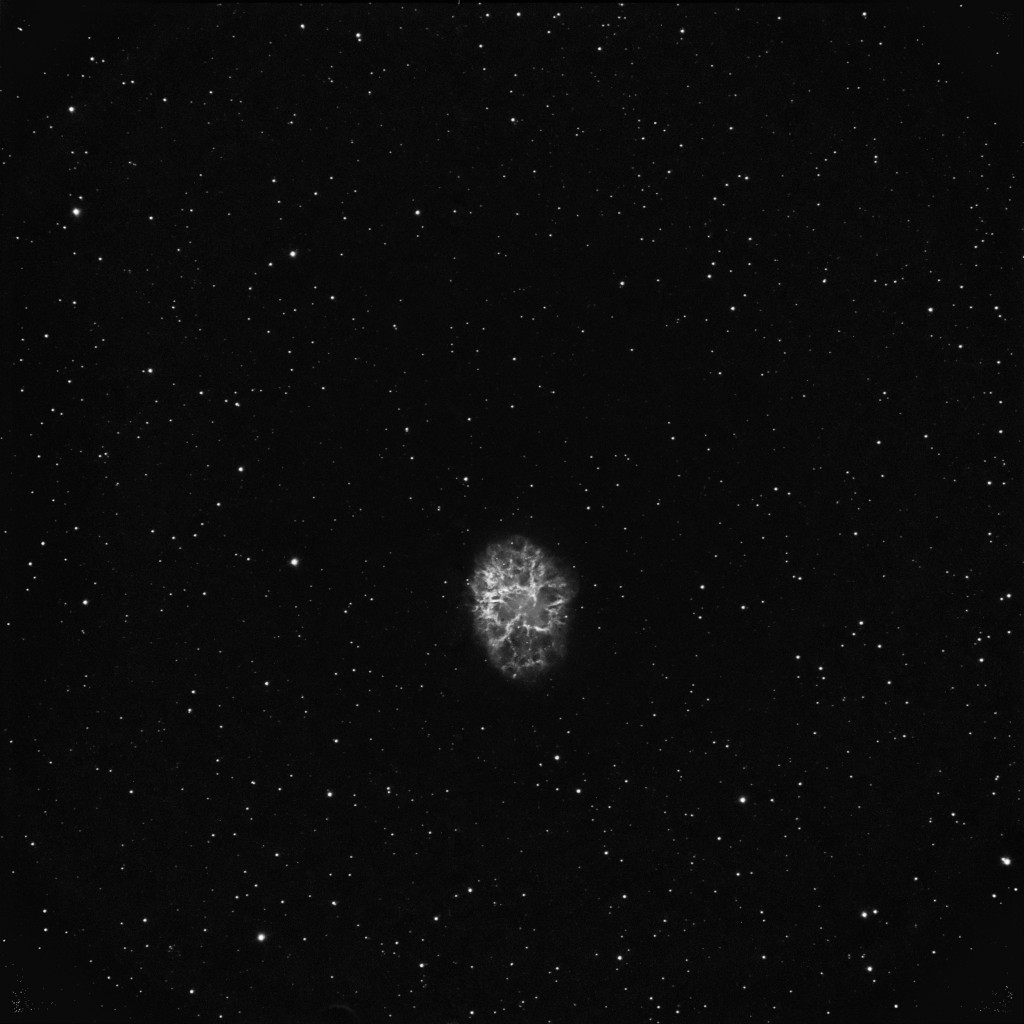 M1 – First Light with 16803 CCD