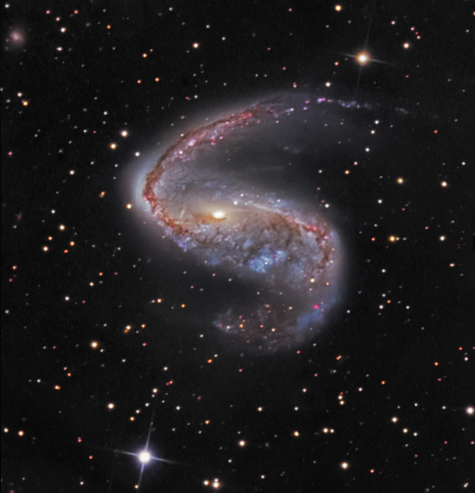 NGC2442 in Volans