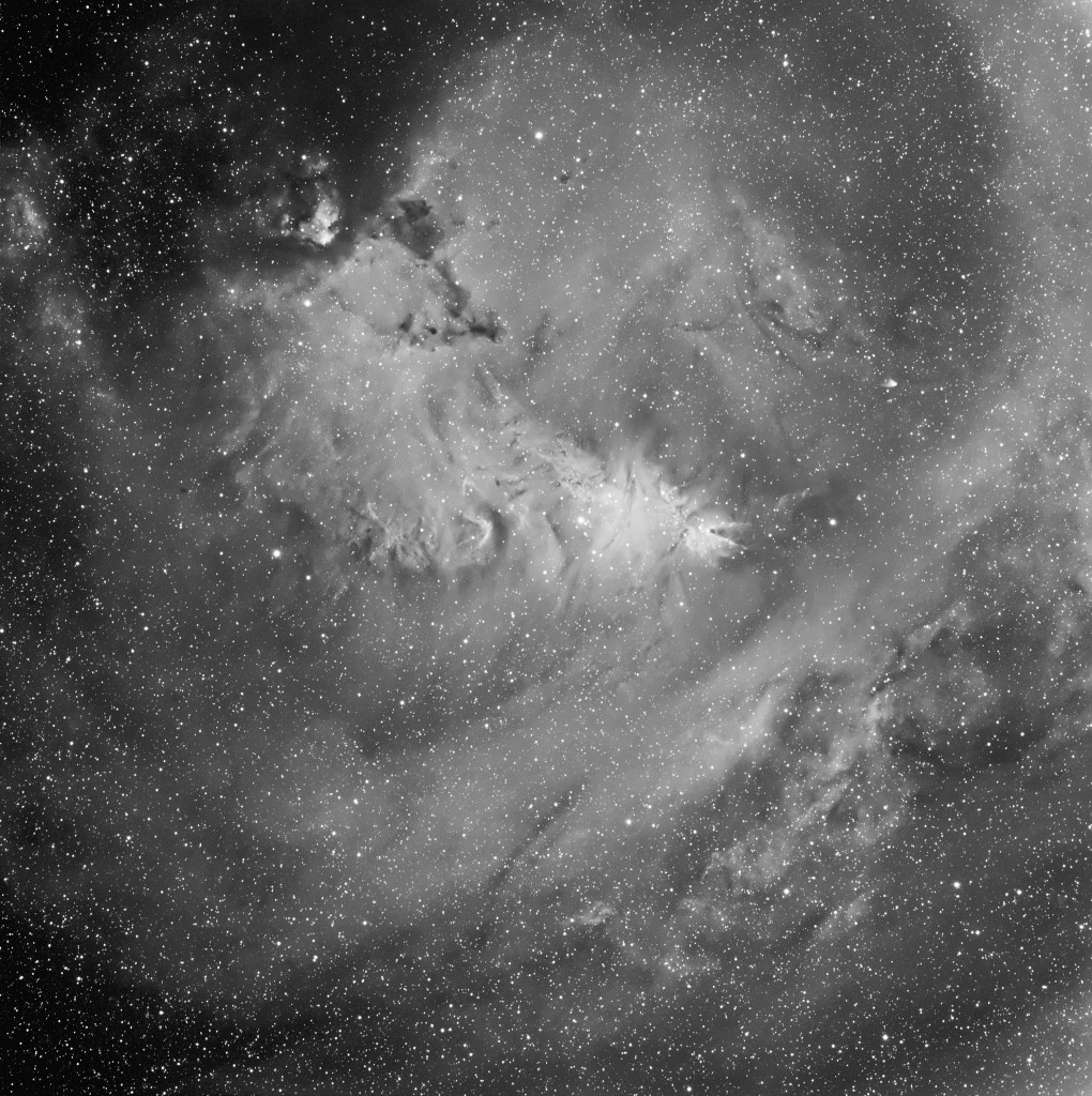 Cone Nebula H-a