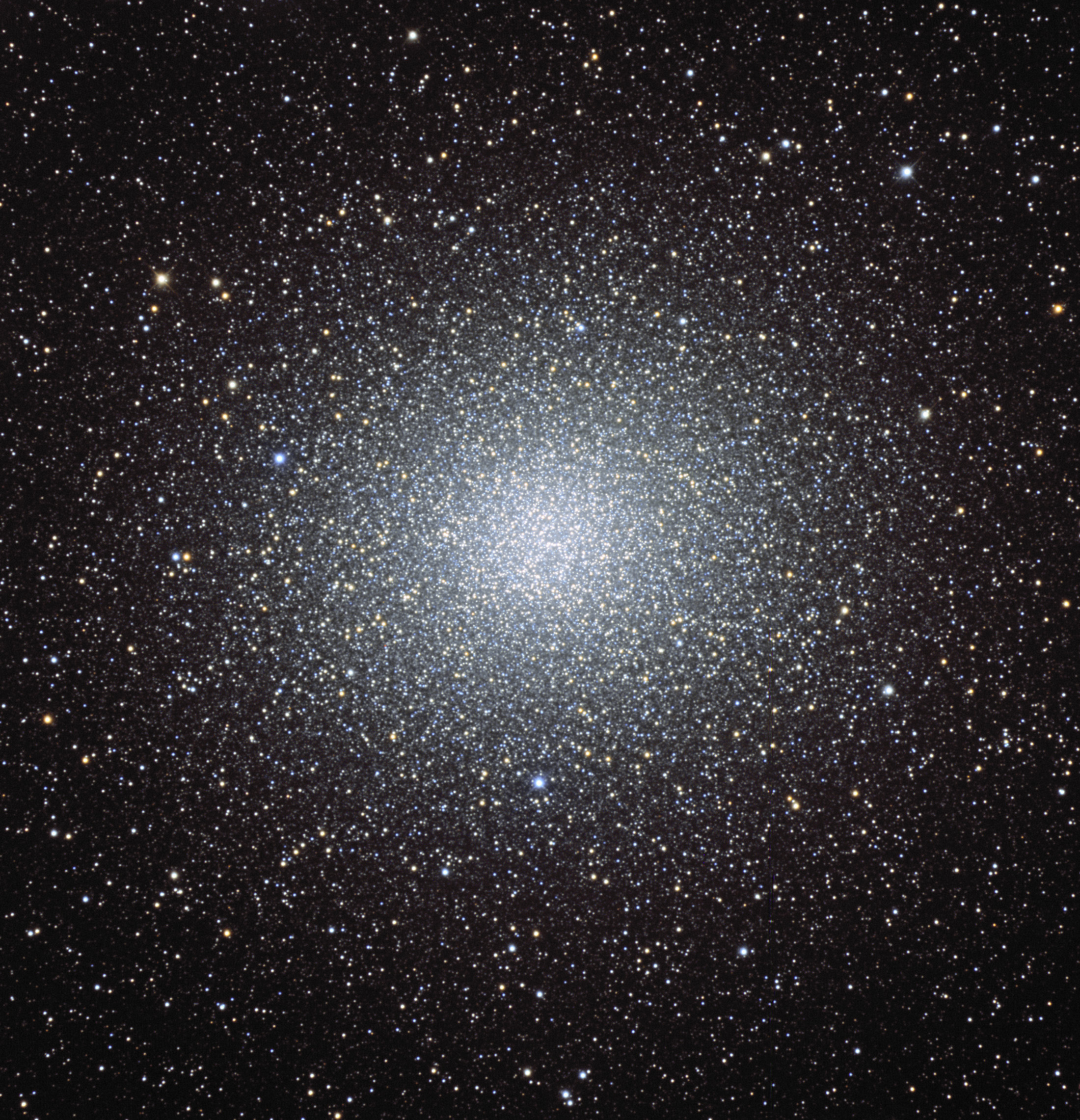 omega Centauri (and 47Tucanae)