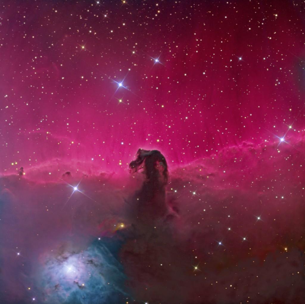 Horsehead Nebula and IC 2023