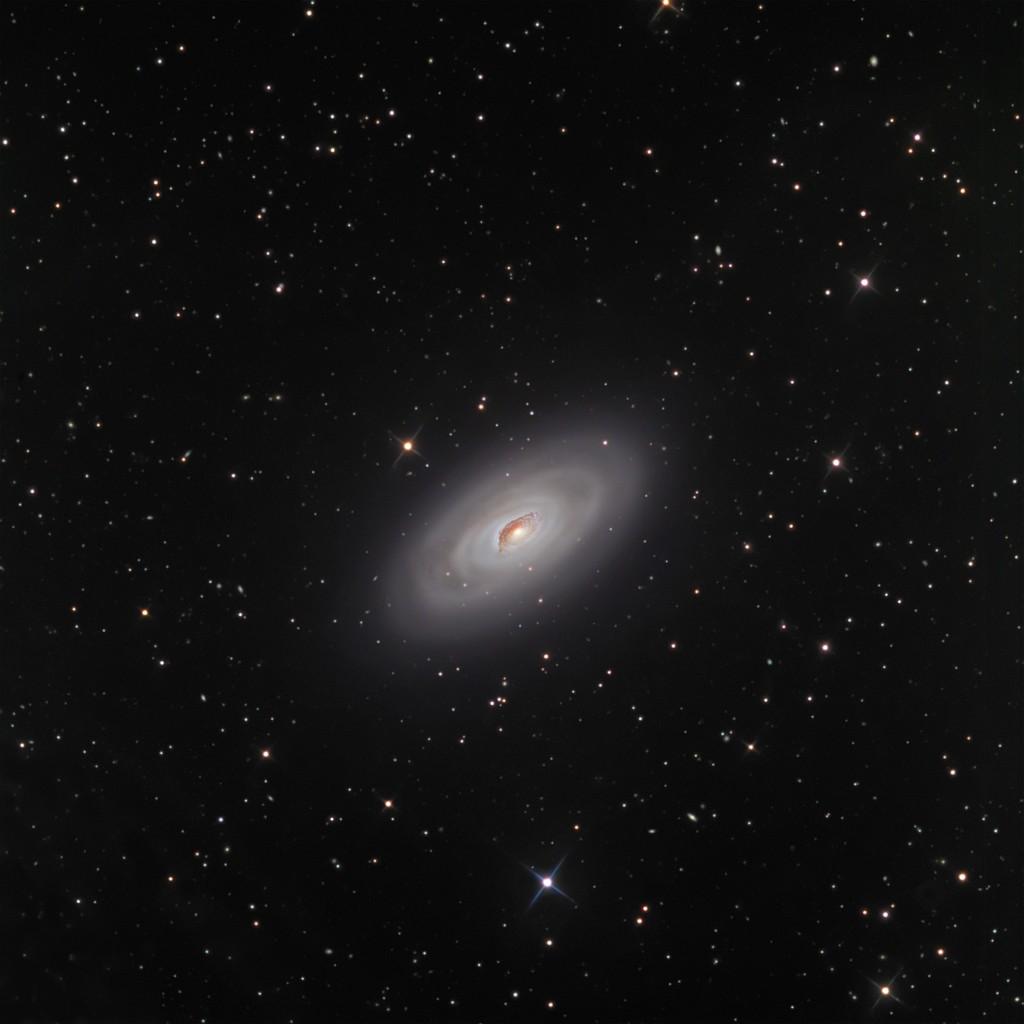 M64, Blackeye Galaxy
