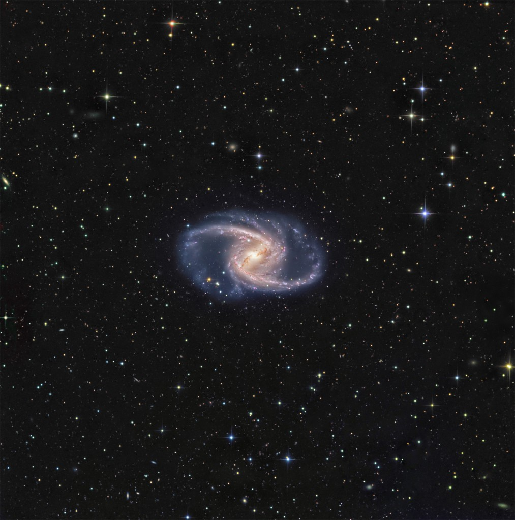 NGC 1365 in Fornax (RDO)