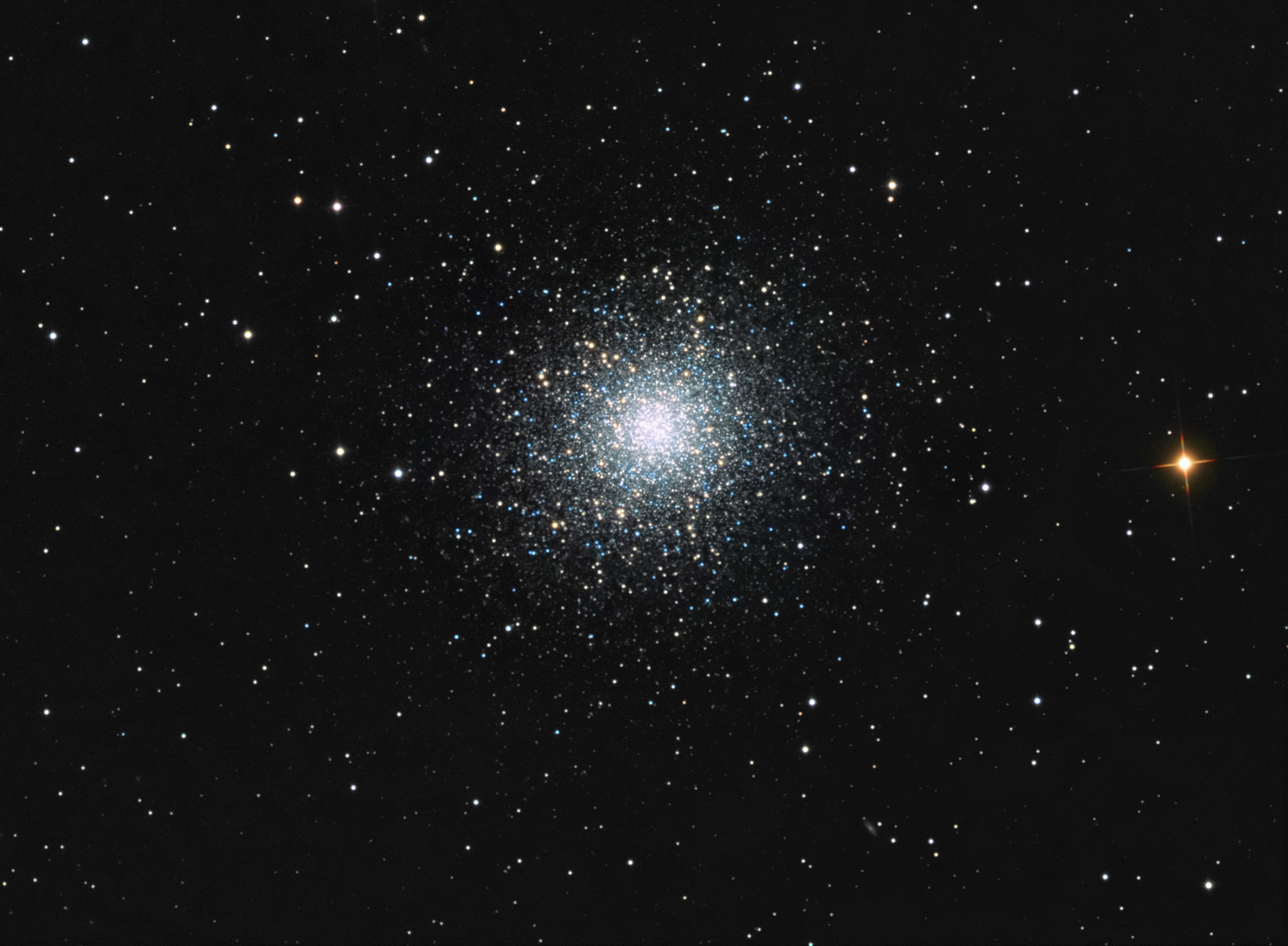 M13 from Home