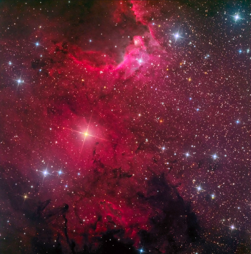 cave nebula narrow band - photo #32