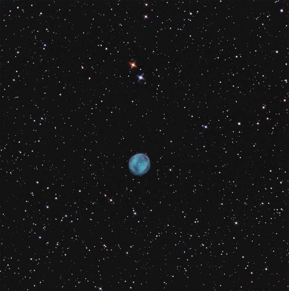 Southern Owl Nebula,  PK 283+25.1, K1-22