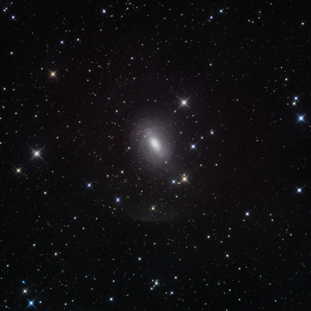 Shell Galaxy NGC 1344