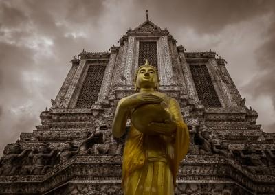 Golden Buddha Bangkok, Thailand