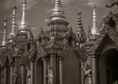 Shwedigon Temple, Myanmar