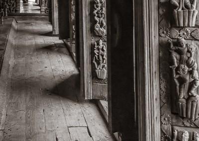 Shwenanda Temple, Mandalay, Myanmar