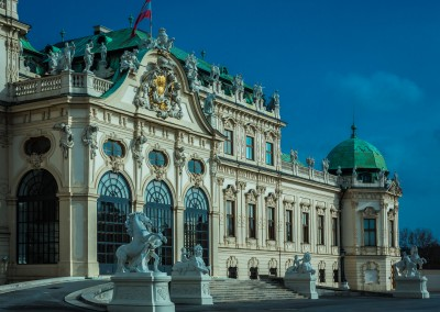 Belvedere Palace 3, Vienna