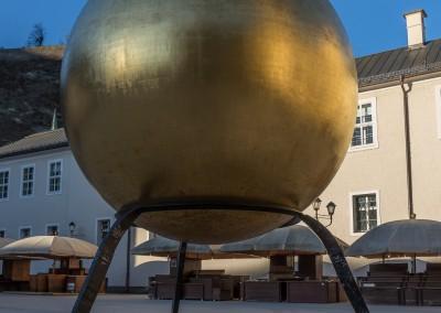 Kapitelplatz (ChapterSquare), Salzburg