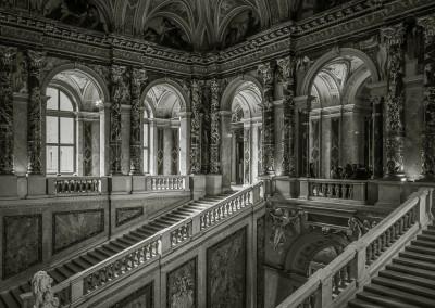 Museum Fine Arts Stairs, Vienna