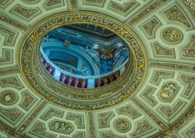 Museum Fine Arts Ceiling 2, Vienna