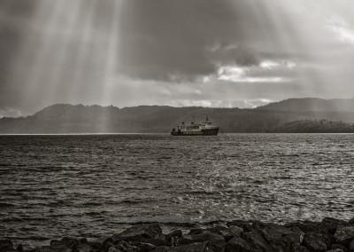 Islay Ferry Lights