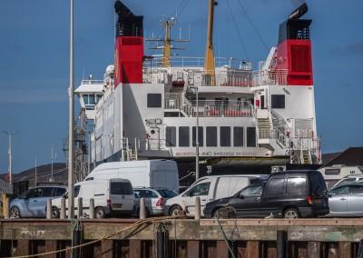 Islay Ferry at Port Ellen
