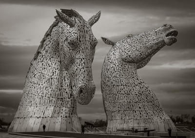 The Kelpies, Glasgow