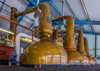 LaPhroaig Distillation