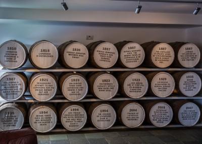 Barrels of History at LaPhroaig