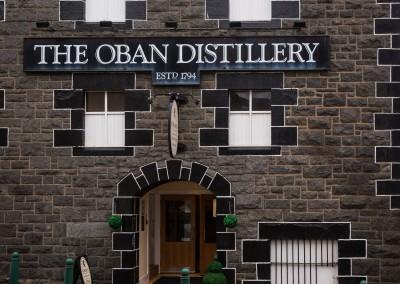 Oban Distillery, Highland
