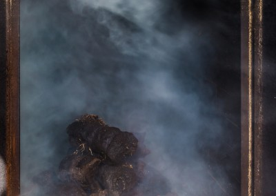 Peaty Smoke At Kilchoman, Islay