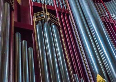 Pipe Organ St. Giles Cathedral, Edinburgh
