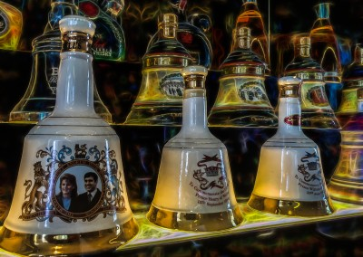 Whisky Experience Close Up, Edinburgh