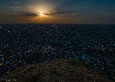 Jaipur City Lights With a Twist