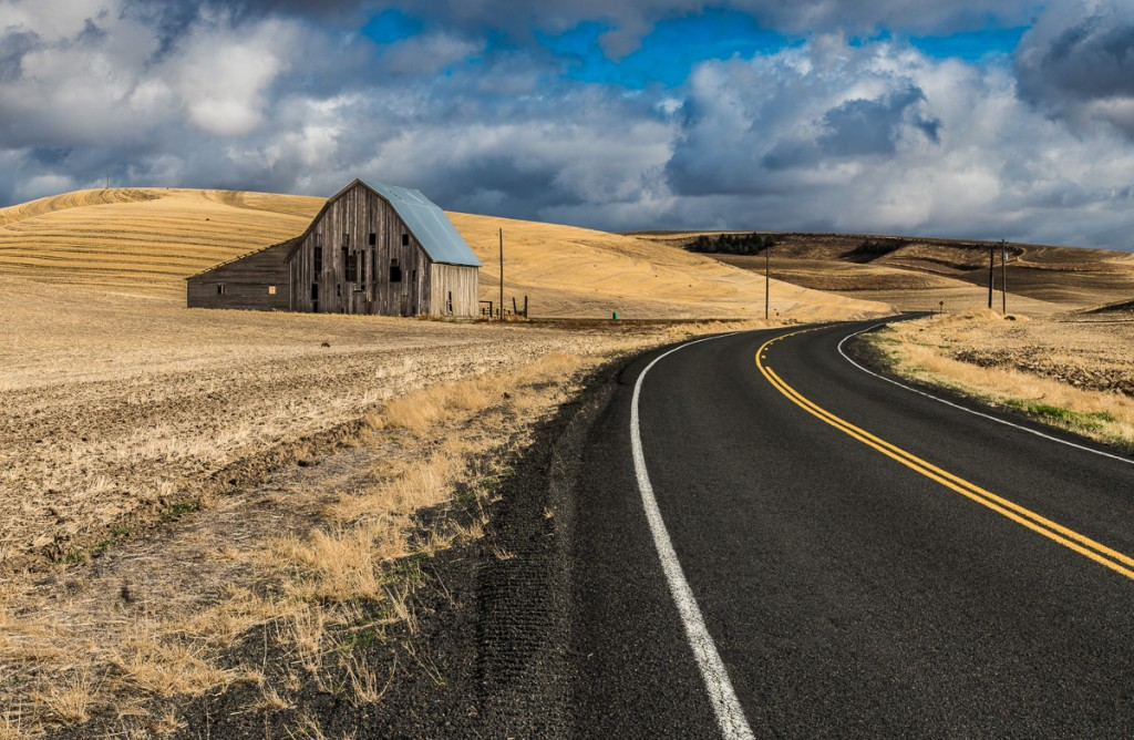 Palouse –  Oct 2015