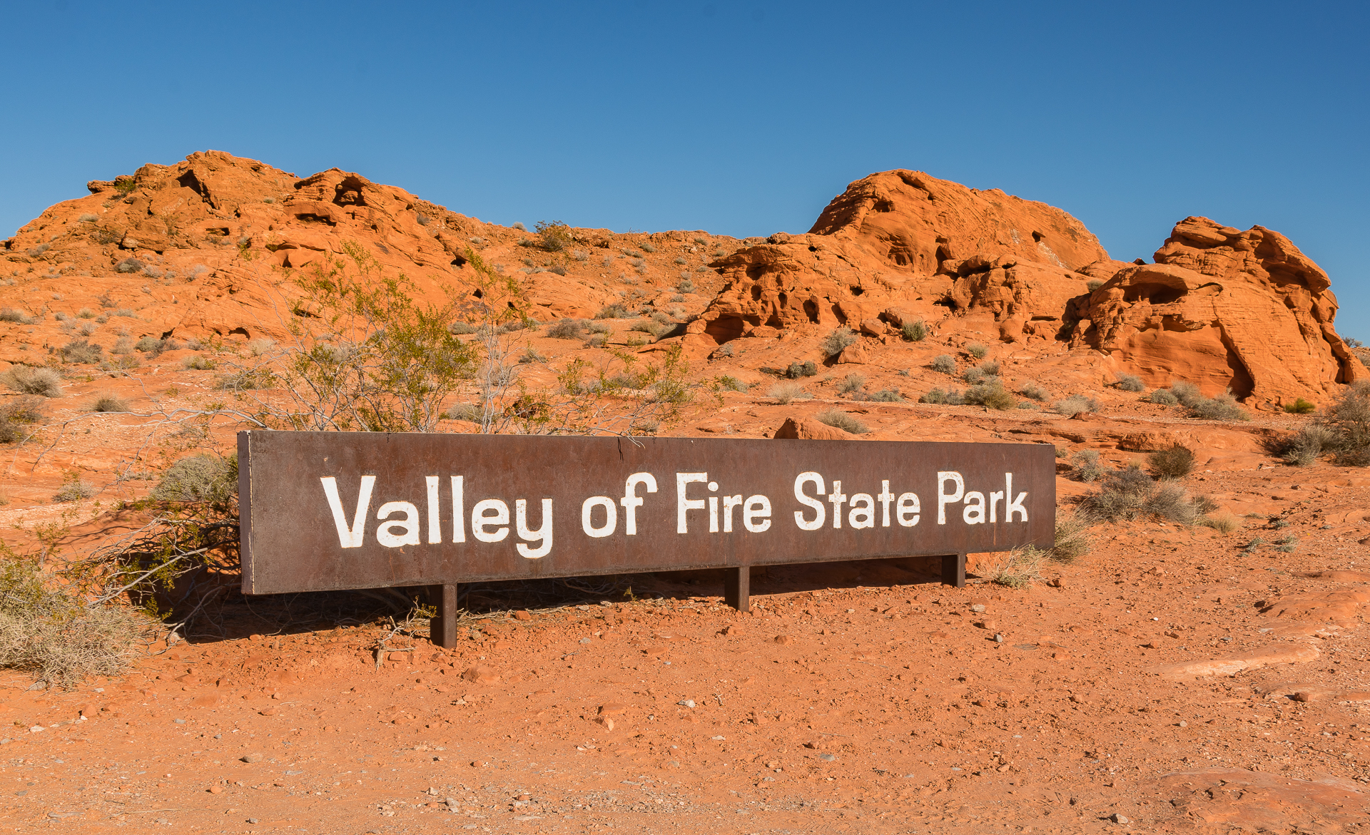Valley of Fire  Feb 2016