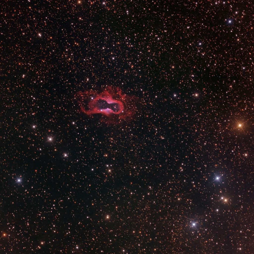 Mask Nebula
