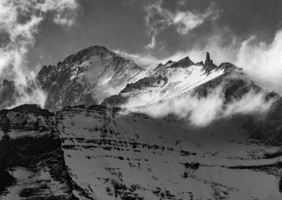 Jagged Peaks Torres del Paine