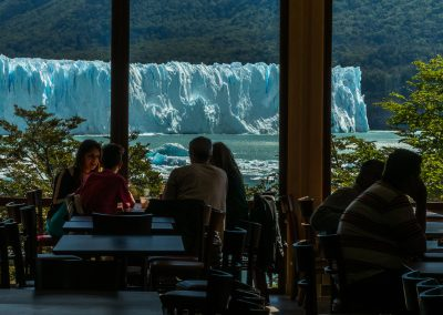 Lunch with a View Perito Moreno Glacier