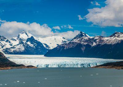 Perito Moreno Glacier Panorama