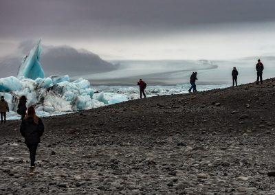Jokulsarlon Glacier and Ice Lagoon