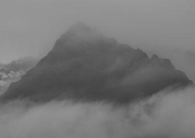 Vestrahorn Misty Peak