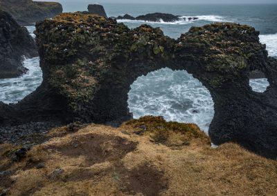 Stone Arch at Gatklettur
