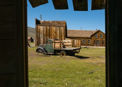 Bodie-Window Into the Past