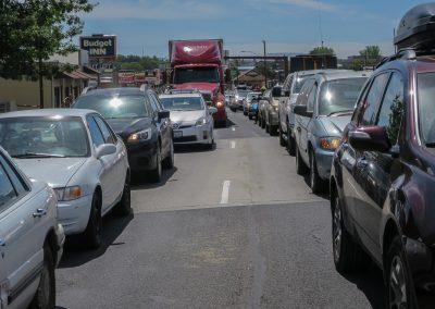 Traffic in Madras