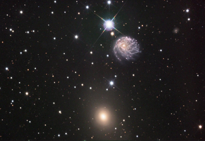 NGC2276 in Cepheus