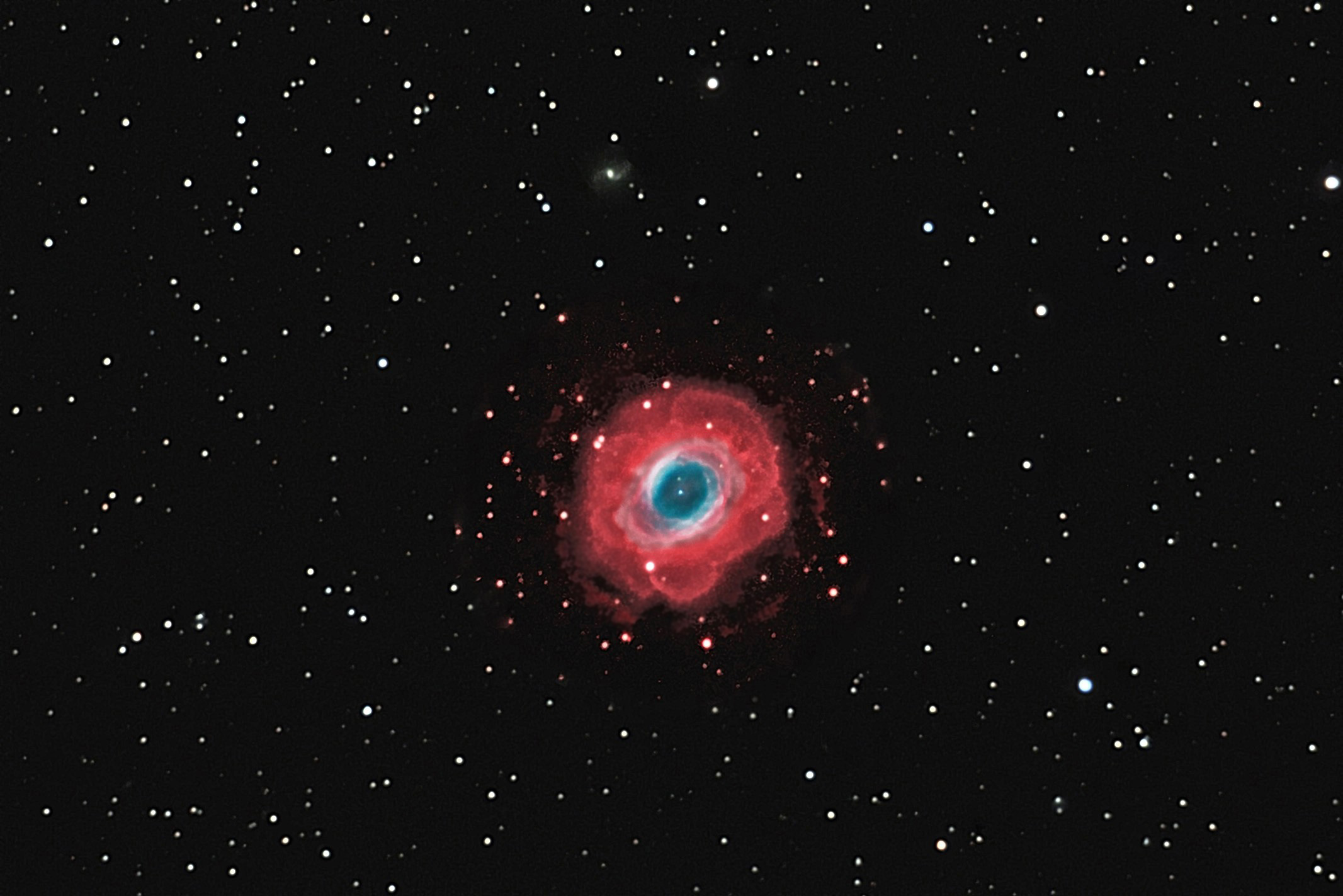 ring nebula distance - HD 2133×1423