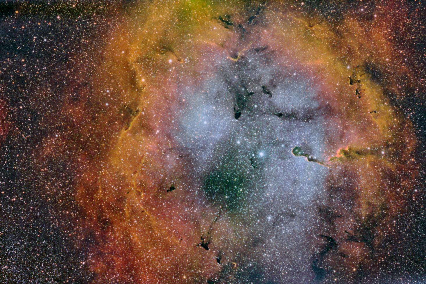 IC1396 Narrowband