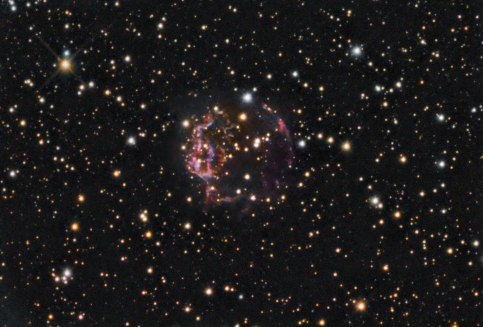 Cas-A Supernova Remnant