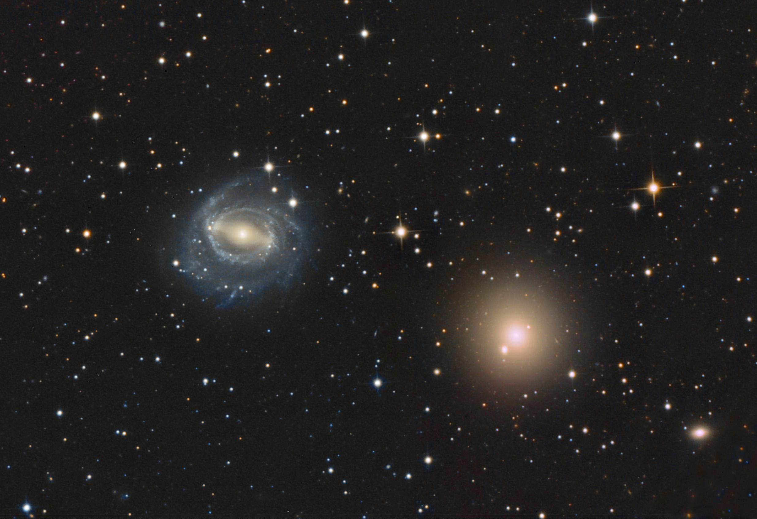 NGC 5850 in Virgo