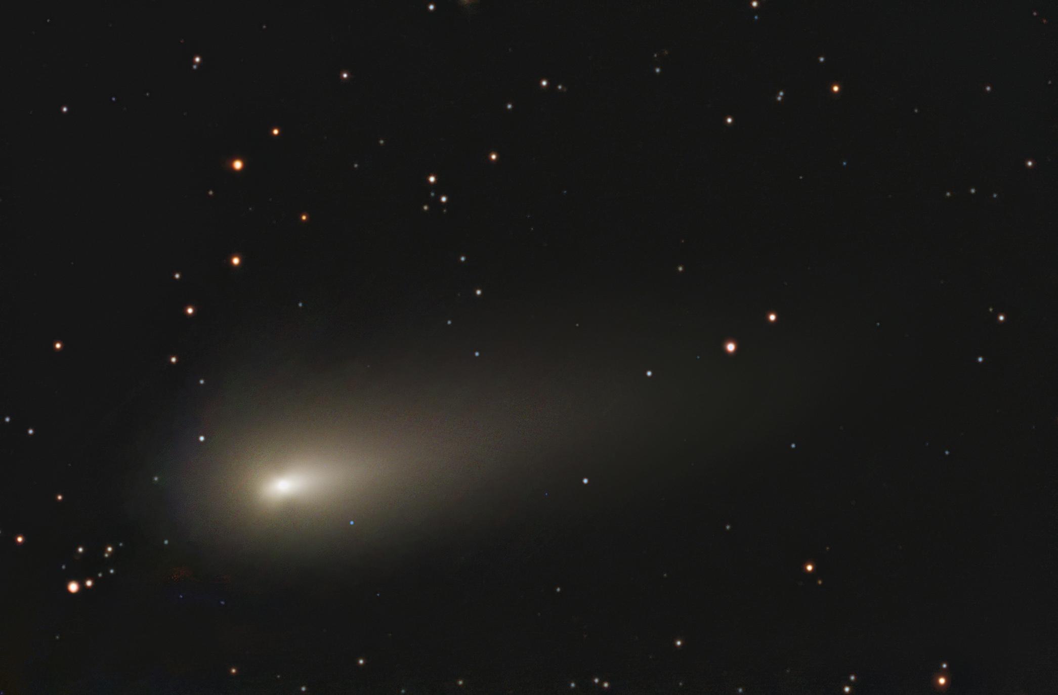 Comet 73P/ Schlossmann-Wachmann3  Fragment B